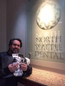 North Seattle Dental Gift Drawing Winner