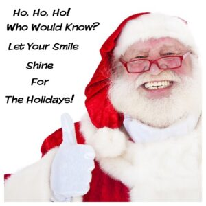 Teeth Whitening for the Holidays