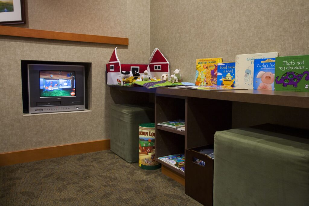 Play Area at North Seattle Dental