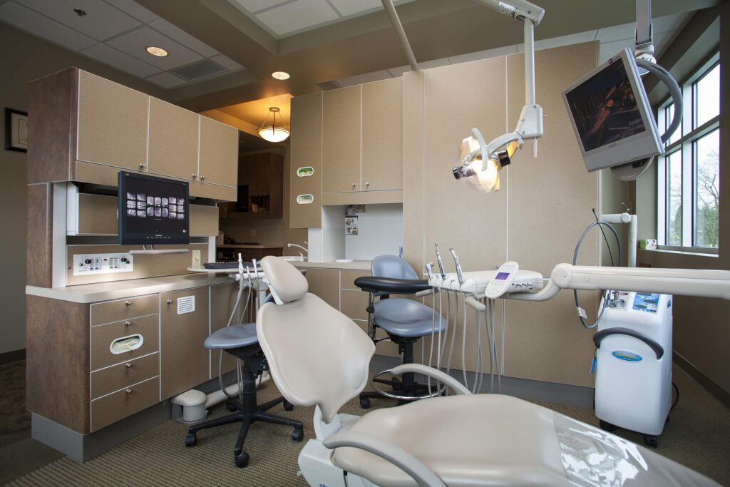 Dental Station at North Seattle Dental