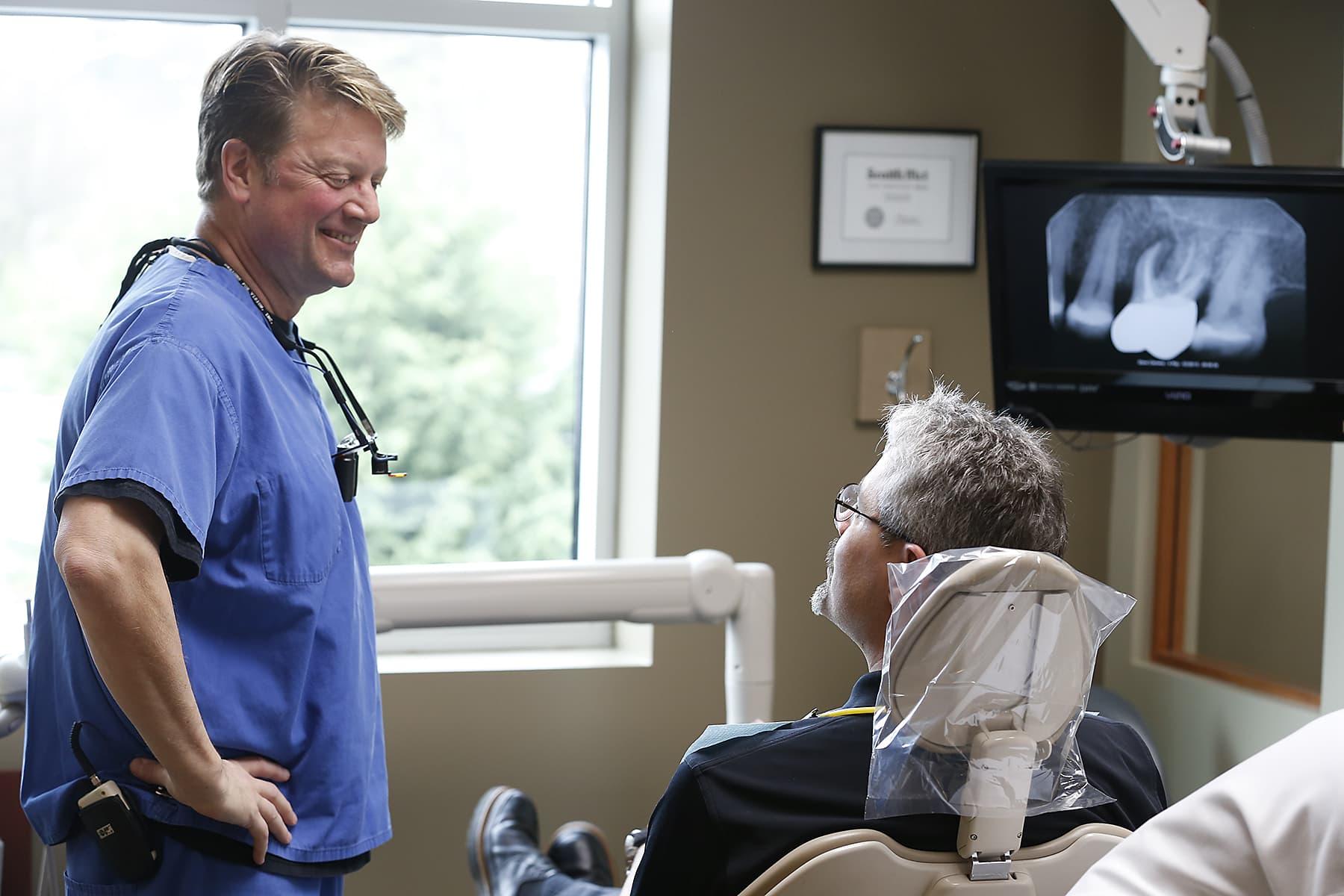 Seattle Dentist Chris Pickel DDS