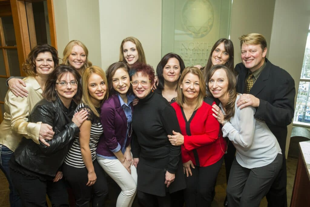 The dentists and staff at North Seattle Dental