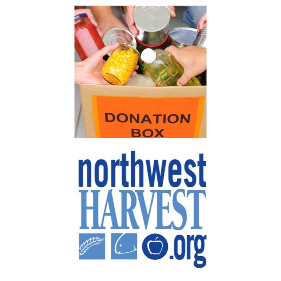 Food Drive for Northwest Harvest at North Seattle Dental