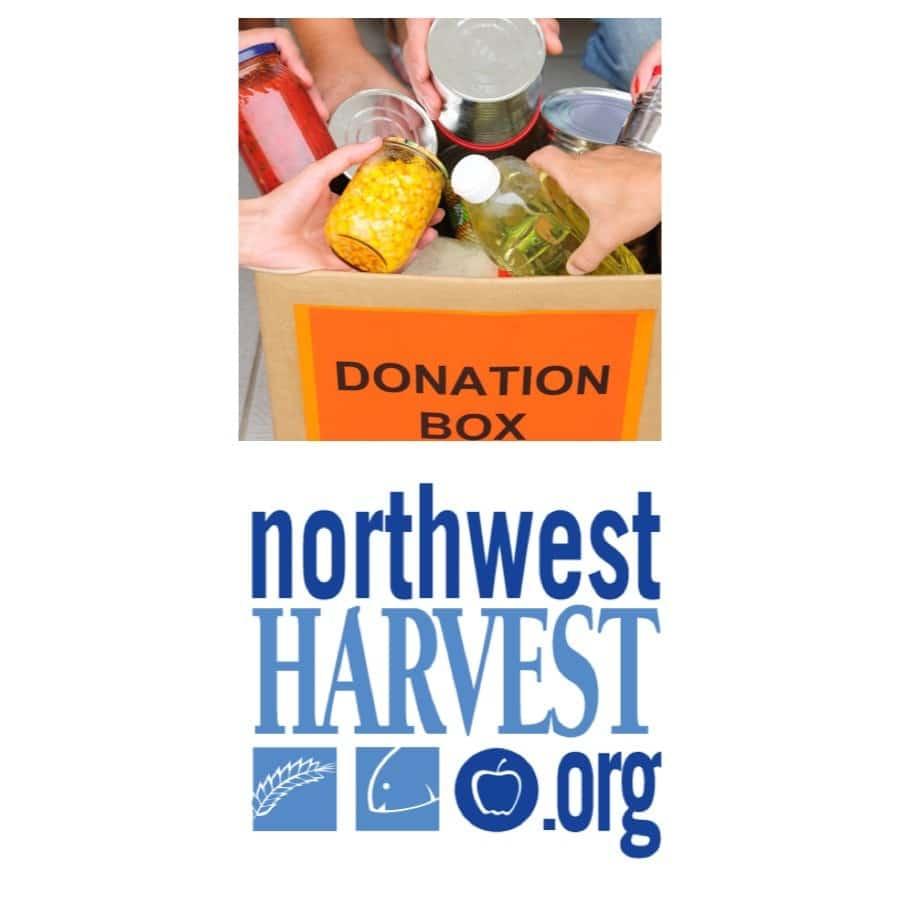 Food Drive for Northwest Harvest at North Seattle Dental
