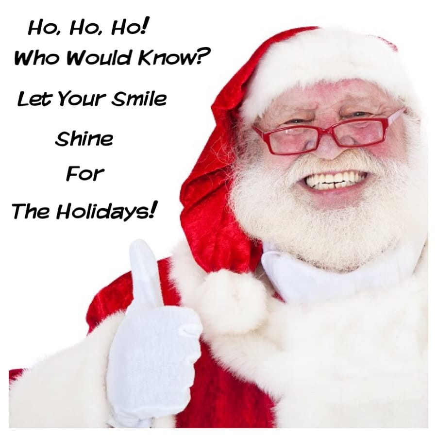 Bright Smiles for the Holidays