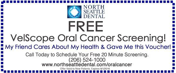 Free Cancer Screening Voucher