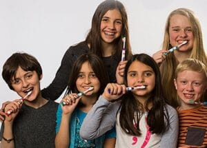 Keeping Kids Teeth Cavity Free