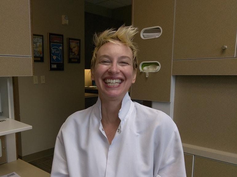 Dental Assistant Gwen