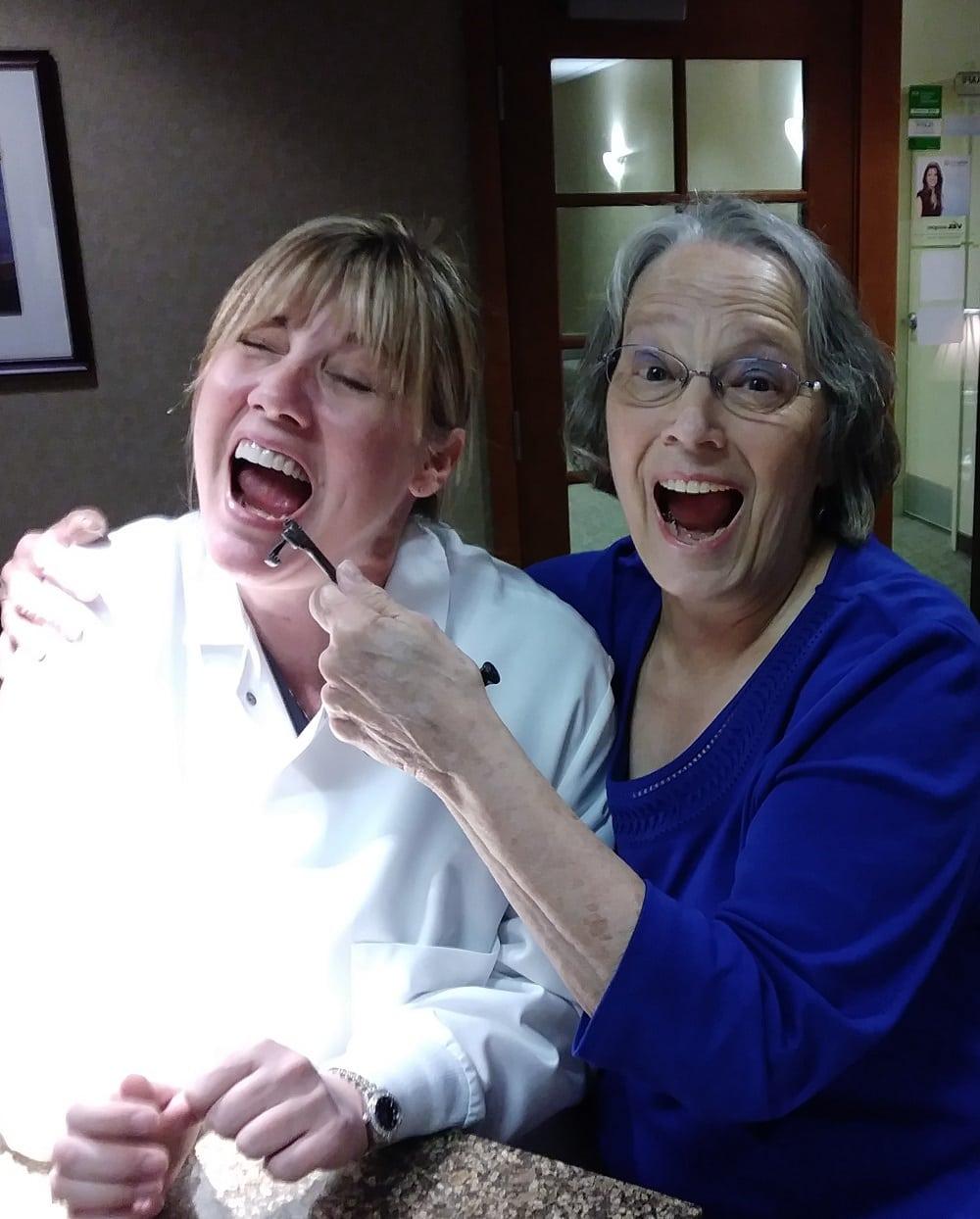 North Seattle Dental Hygienist Patty