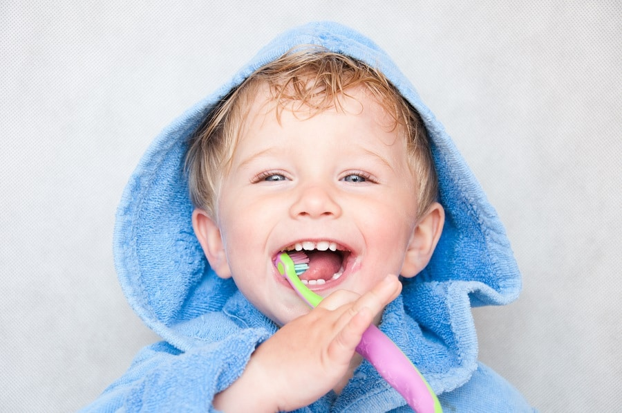 Baby Well visits at North Seattle Dental