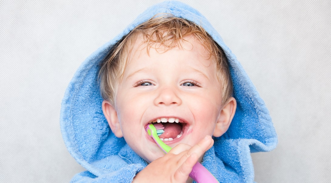 healthy baby teeth are very important