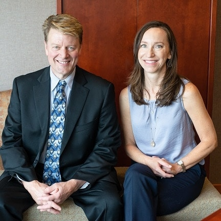 Seattle Dentists Chris Pickel and Leah Worstman