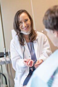 Seattle Family Dentist Leah Worstman