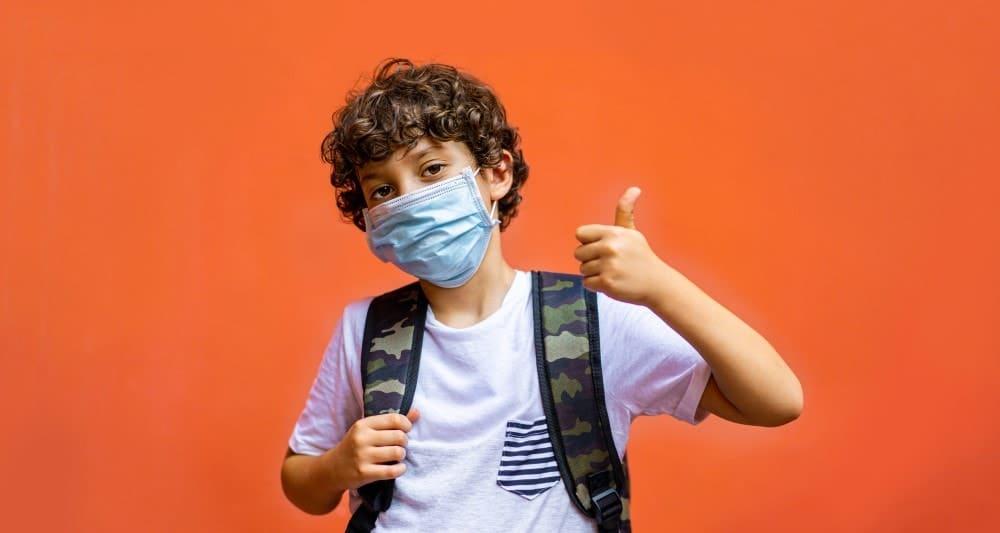 Covid safe dental care for kids