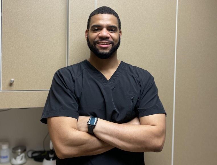 Meet Victor Dental Assistant